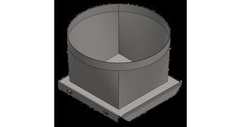 CIV-44 Conexión de silo vertical