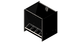 Tolva PE-Black FM 4D