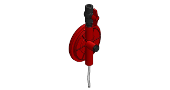 Motor tubular SERIE MTM