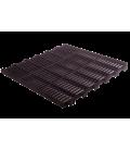 Cast iron slat 60x60