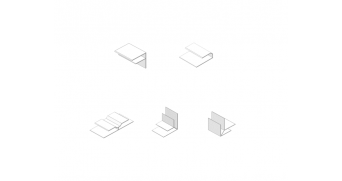 PVC accessories profile