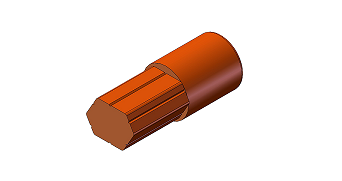 Adaptador tubo
