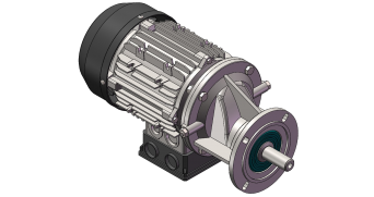 MR-3 Motor-reductor
