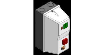 GM-1 Manual STOP-START Contactor